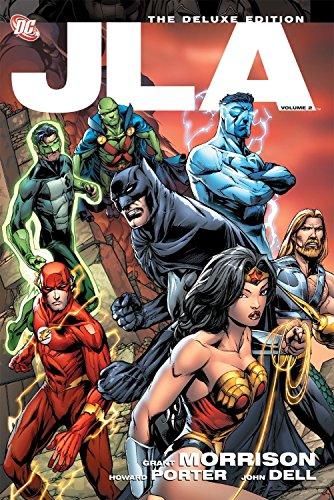 JLA: The Deluxe Edition, Vol. 2: Morrison, Grant