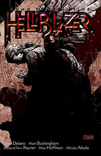 9781401235192: John Constantine, Hellblazer, Vol. 3: The Fear Machine