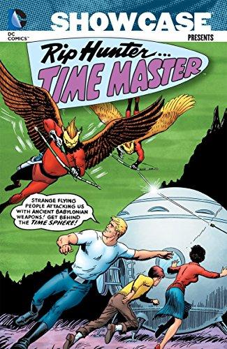 Showcase Presents Rip Hunter, Time Master Vol. 1: Various