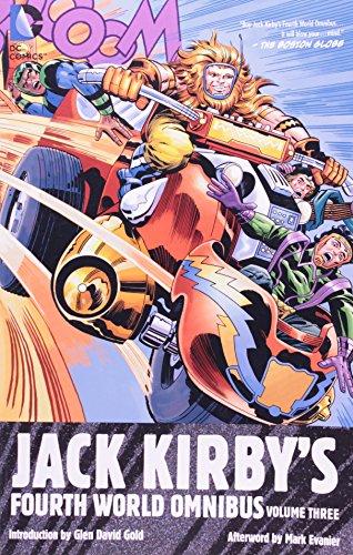 Jack Kirby's Fourth World Omnibus Vol. 3: Kirby, Jack; Royer,