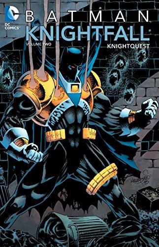 9781401235369: Batman: Knightfall, Vol. 2: Knightquest