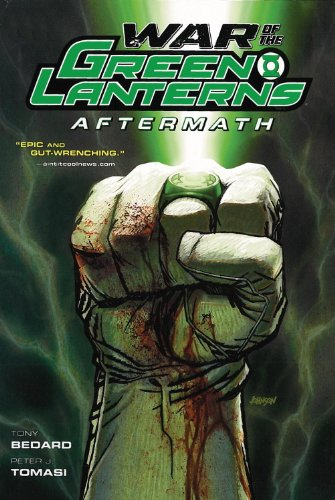 War of the Green Lanterns; Aftermath