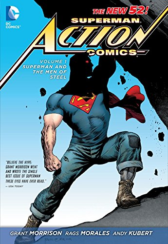 9781401235468: Superman: Action Comics Vol. 1: Superman and the Men of Steel (The New 52)