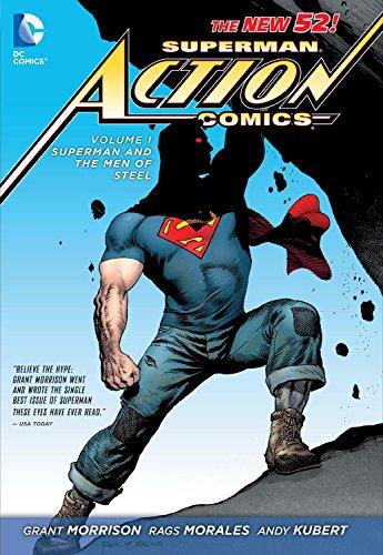 Superman Action Comics Volume 1 Superman & the Men of Steel The New 52