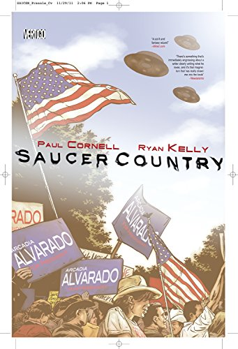 9781401235499: Saucer Country Vol. 1: Run