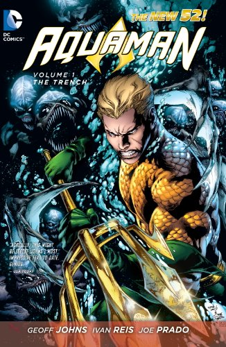 9781401235512: Aquaman HC Vol 01 The Trench