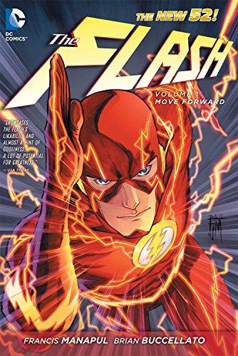 9781401235543: The Flash Vol. 1: Move Forward (The New 52)