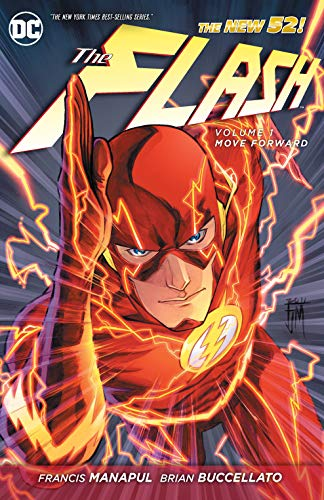 Flash Vol. 1: Move Forward (The New 52), The