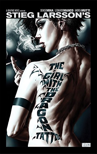 9781401235574: The Girl with the Dragon Tattoo Book 1