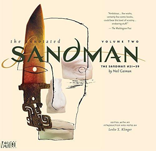 Annotated Sandman Volume 2 HC (Hardcover): Neil Gaiman