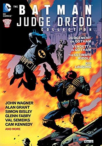9781401236786: The Batman/Judge Dredd Collection