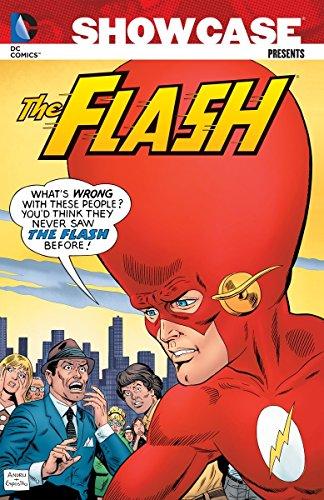 9781401236793: Showcase Presents: The Flash Vol. 4 (Showcase Presents (Paperback))