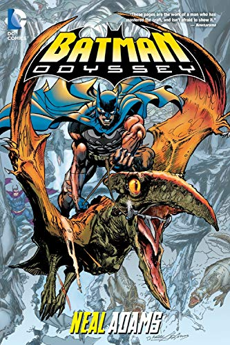 Batman: Odyssey (First Edition)