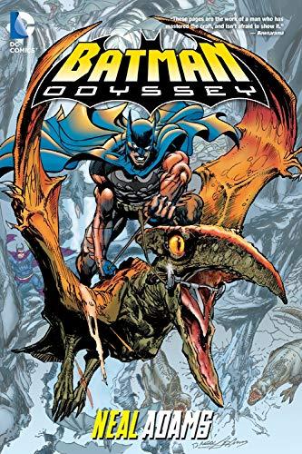 Batman: Odyssey (Batman (DC Comics))