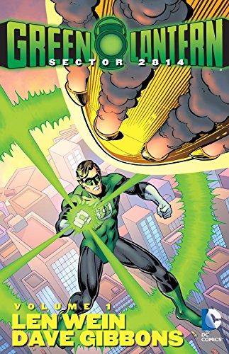 Green Lantern : Sector 2814 Vol. 1