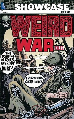 9781401236946: Showcase Presents: Weird War Tales Volume 1 TP