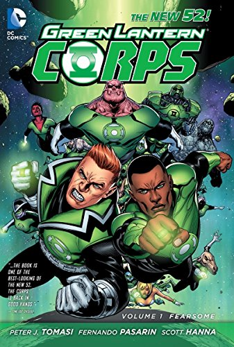 Green Lantern Corps Vol. 1: Fearsome (The New 52)