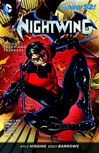 9781401237059: Nightwing Vol. 1: Traps and Trapezes (The New 52) (Nightwing (Graphic Novels))