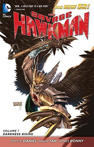 9781401237066: The Savage Hawkman Vol. 1: Darkness Rising (The New 52)
