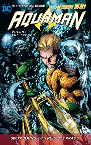 9781401237103: Aquaman Vol. 1: The Trench (The New 52)