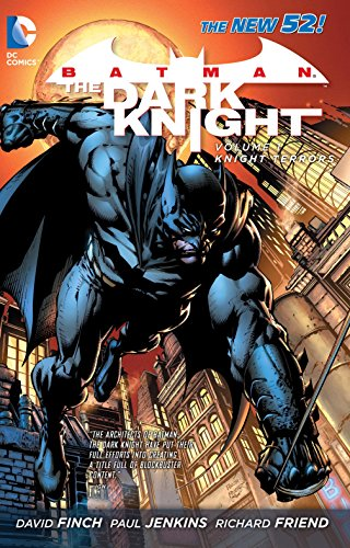 9781401237110: Batman: The Dark Knight, Vol. 1 - Knight Terrors (The New 52)