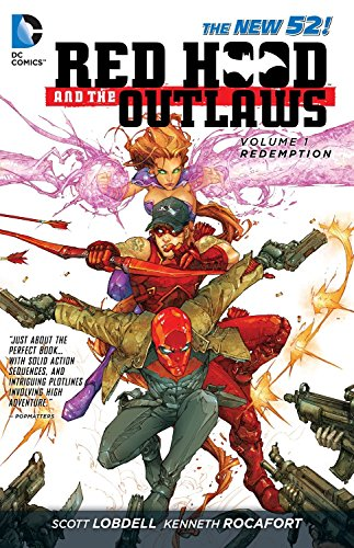 9781401237127: Red Hood and the Outlaws Vol. 1: REDemption (The New 52)