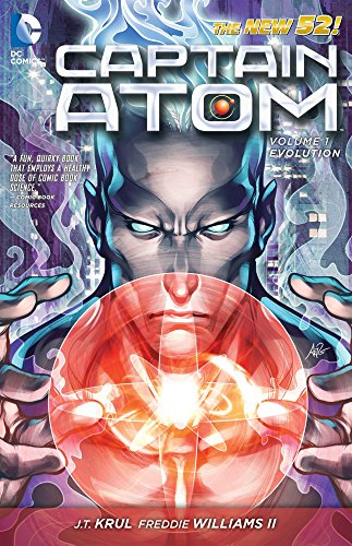 9781401237158: Captain Atom Vol. 1: Evolution (The New 52)