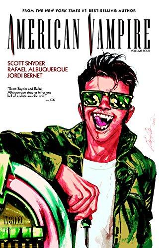 9781401237196: American Vampire - Volume 4 (Vertigo)
