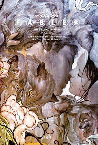 9781401237240: Fables: The Deluxe Edition Book Six (Fables (Vertigo))