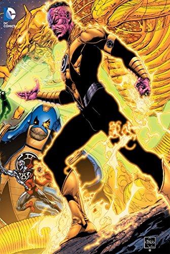 9781401237356: Absolute Green Lantern: The Sinestro Corps War