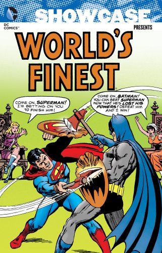 9781401237363: Showcase Presents: World's Finest Vol. 4