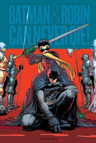 Absolute Batman & Robin: Batman Reborn: Grant Morrison