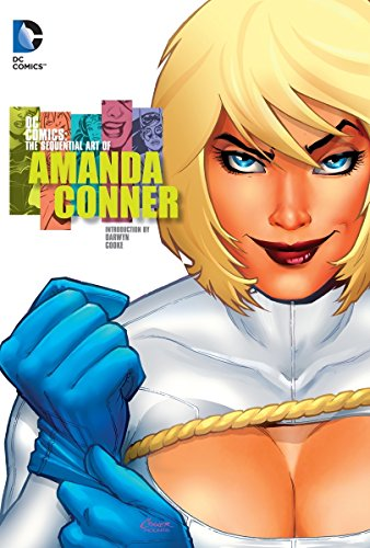 9781401237400: DC Comics: The Sequential Art of Amanda Conner
