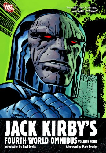 Jack Kirby's Fourth World Omnibus Vol. 4: Kirby, Jack