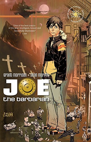9781401237479: Joe the Barbarian TP