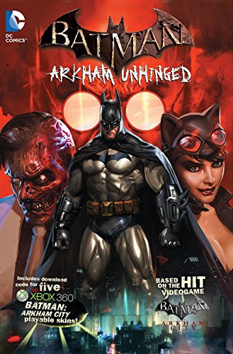 9781401237493: Batman: Arkham Unhinged