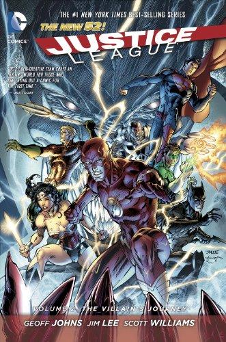 9781401237646: Justice League Volume 2: The Villain's Journey HC (The New 52) (Justice League: the New 52)