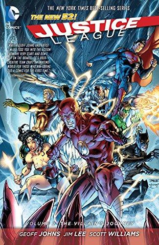 9781401237653: Justice League Vol. 2: The Villain's Journey