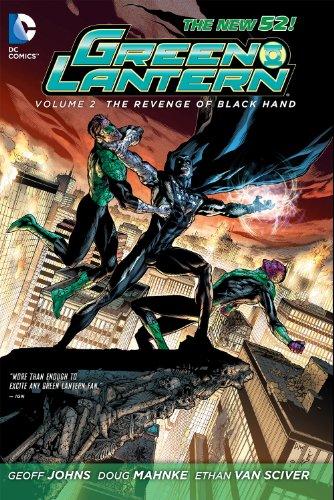 9781401237660: Green Lantern, Vol. 2: Revenge of the Black Hand (The New 52)