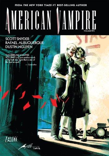 American Vampire Vol. 5: Snyder, Scott