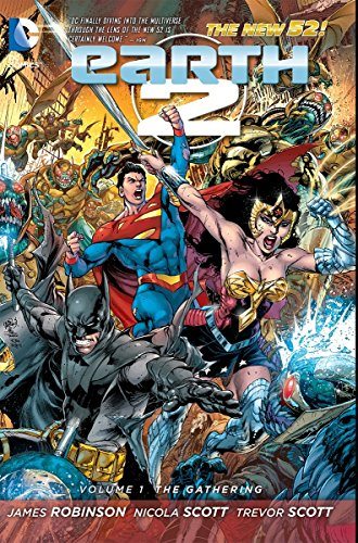 9781401237745: Earth 2 Vol. 1: The Gathering (The New 52)