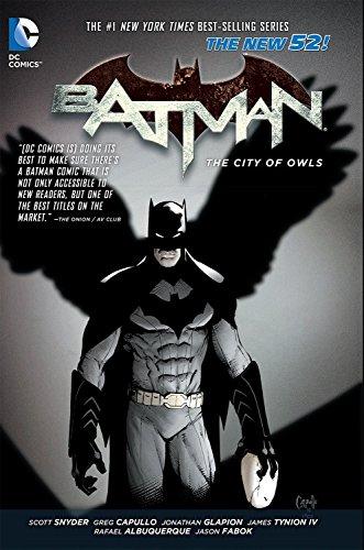 9781401237776: Batman Vol. 2: The City of Owls (The New 52)