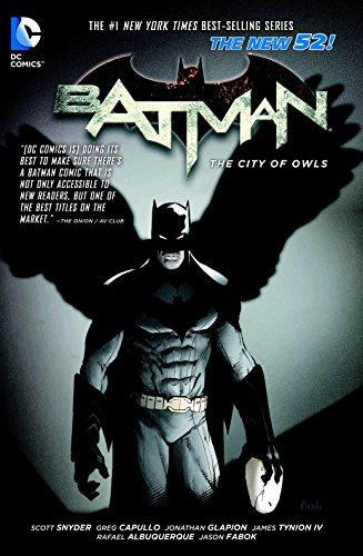 9781401237783: Batman Vol. 2: The City of Owls (The New 52)
