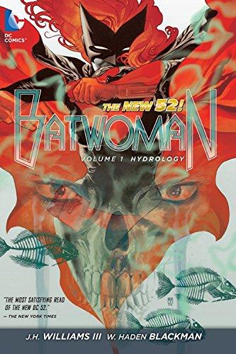 9781401237844: Batwoman Vol. 1: Hydrology (The New 52)
