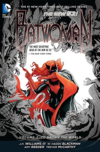 9781401237905: Batwoman Vol. 2: To Drown the World (The New 52)
