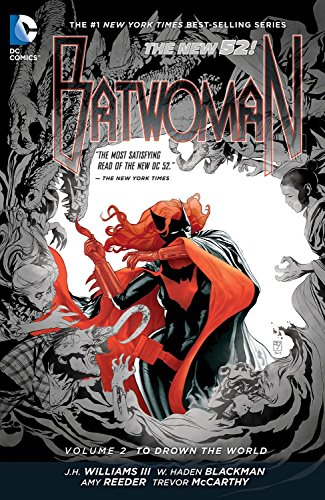9781401237929: Batwoman Vol. 2: To Drown the World (The New 52)