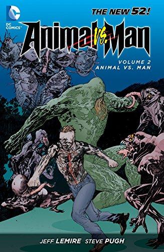9781401238001: Animal Man Vol. 2: Animal Vs. Man (The New 52)