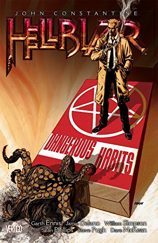 9781401238025: John Constantine, Hellblazer Vol. 5: Dangerous Habits (New Edition) (John Constantive: Hellblazer (Graphic Novels))