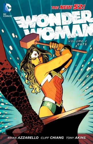 Wonder Woman, Vol. 2: Guts (The New 52) (Wonder Woman (DC Comics Numbered)): Azzarello, Brian