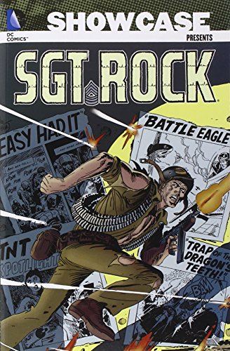 Showcase Presents: Sgt. Rock Vol. 4: Kanigher, Robert